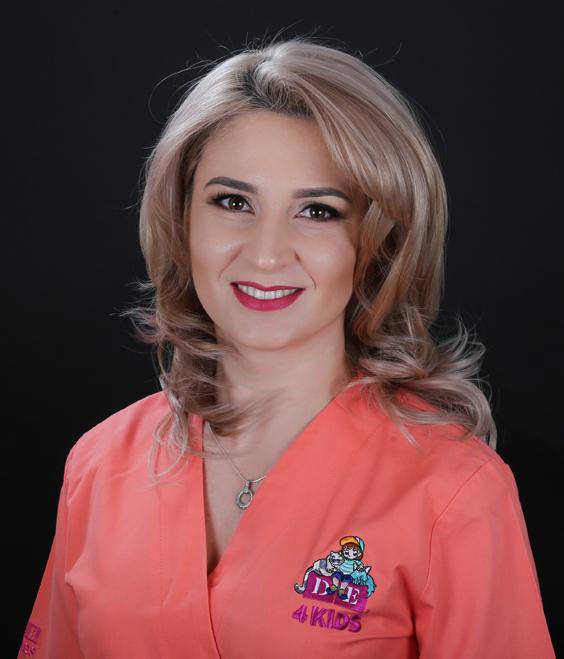 Dr. Cristina Capetti