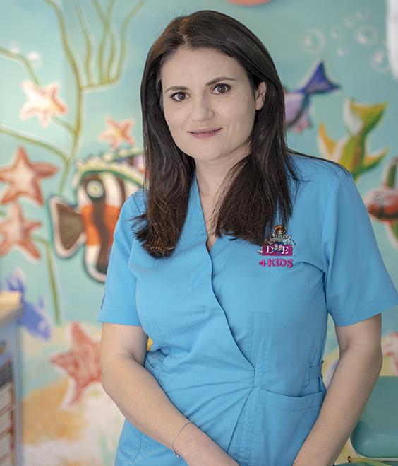 Dr. Irina Morariu