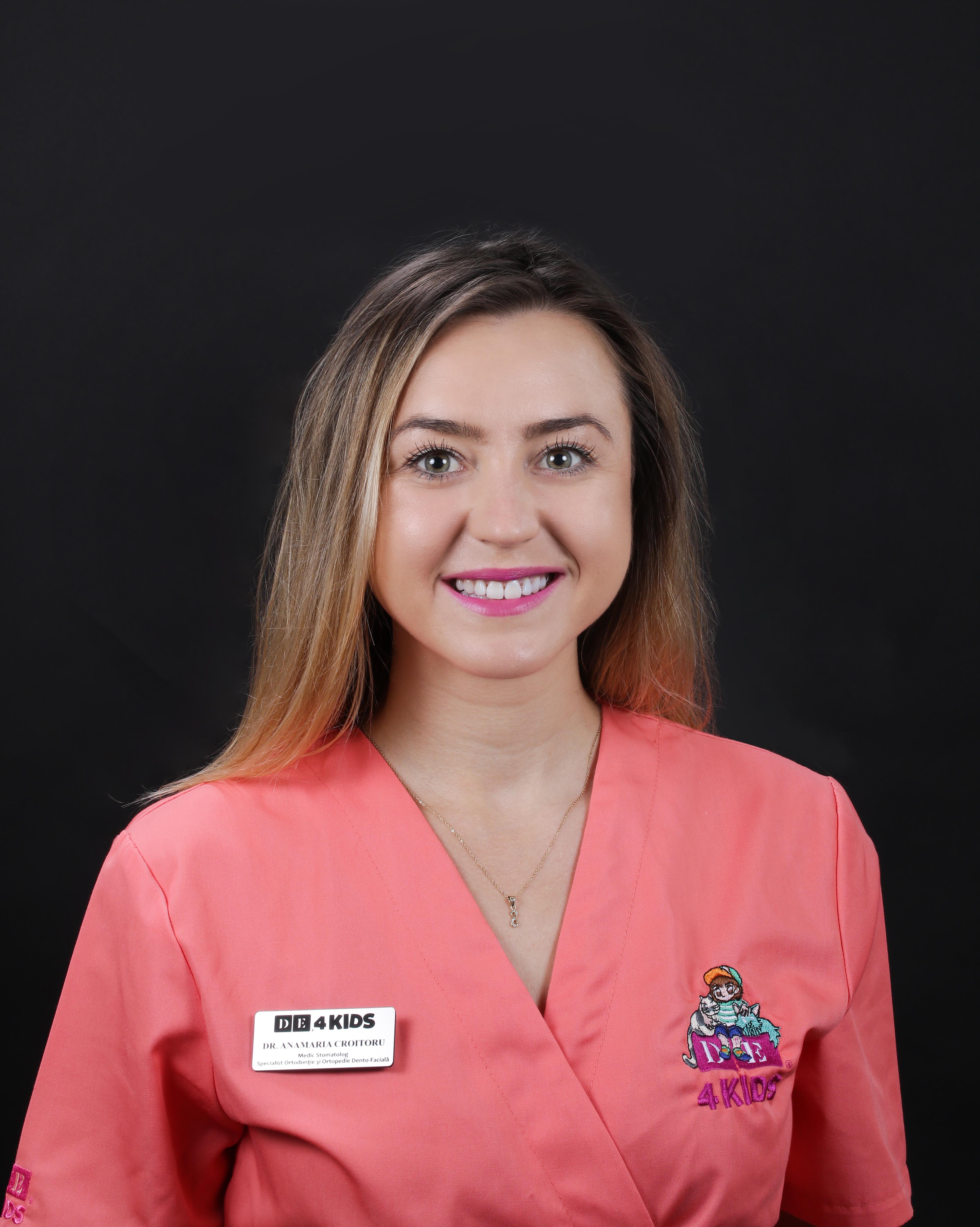 Dr. Anamaria Croitoru